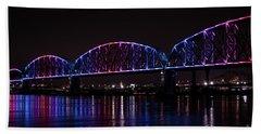 Big Four Bridge 2217 Beach Sheet