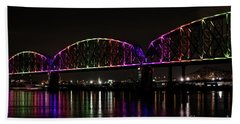 Big Four Bridge 2219 Beach Sheet