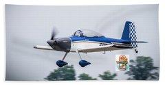 Big Muddy Air Race Number 503 Beach Towel