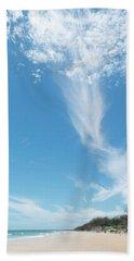 Big Sky Beach Beach Towel