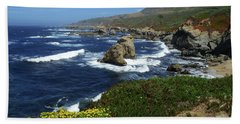 Big Sur 2 Beach Towel