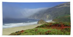 Big Sur 3 Beach Towel