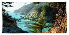 Big Sur Vista Beach Sheet