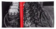 Bikes Beach Sheet
