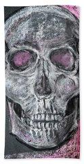 Billie's Skull Beach Towel