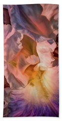 Billowing Grace 7 Beach Towel
