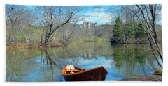 Biltmore Reflections Beach Towel