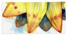 Bindu Moth Beach Towel