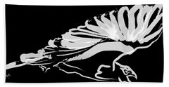 Bird Buzzard  Beach Towel