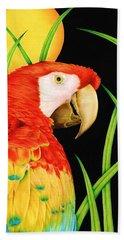 Bird In Paradise Beach Sheet