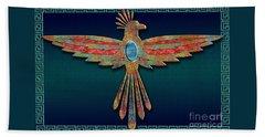 Bird Of Thunder Beach Sheet