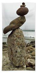 Bird Rock Art Beach Sheet