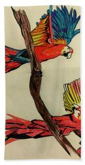 Birdcolour Beach Towel