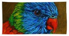 Birdie Birdie Beach Sheet