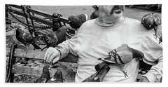 Birdman Of Wsp Beach Sheet