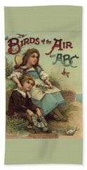 Birds Of The Air Beach Sheet by Reynold Jay