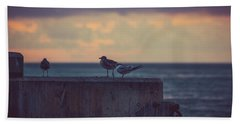 Birds Beach Towel