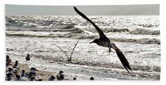 Birds World Beach Sheet