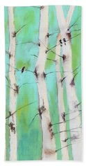 Birdsong Beach Towel