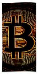 Bitcoin Beach Towel