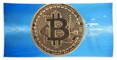Bitcoin Revolution Beach Towel