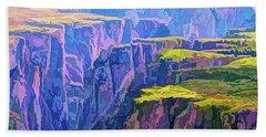Black Canyon Colorado Beach Sheet