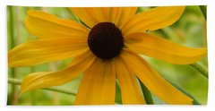 Black Eyed Susan Beach Sheet