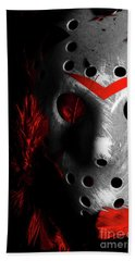 Black Friday The 13th  Beach Towel by Jorgo Photography - Wall Art Gallery