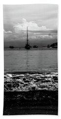 Black Sails Beach Towel