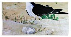 Black Skimmer Beach Sheet