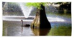 Black Swan Beach Sheet