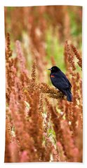 Blackbird Beach Towel