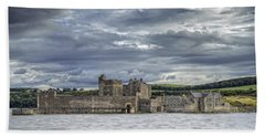 Blackness Castle Beach Towel