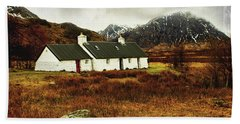Blackrock Cottage Glencoe Beach Sheet