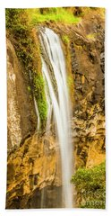 Blackwood Forest Waterfall Beach Towel