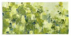 Bladverk I Motljus   - Sunlit Leafs_0159 Up To 76 X 56 Cm Beach Towel