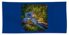 Blakes Pond House Beach Towel by Thom Zehrfeld
