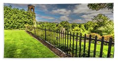 Blarney Castle Beach Towel