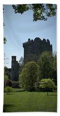 Blarney Castle Ireland Beach Towel