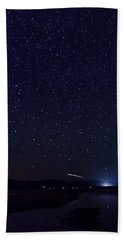 Blastoff From Lake Tahoe Beach Towel