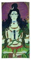 Blessing Shiva Beach Sheet