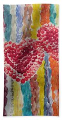 Bliss Beach Towel by Sonali Gangane