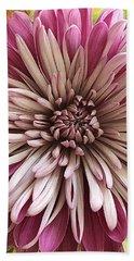 Bloom Of Pink Beach Sheet