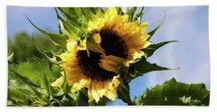 Blooming Lemon Queen Beach Sheet by Jeff Severson