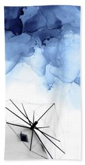 Stormy Weather II Beach Towel
