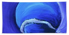 Blue Ball Beach Sheet