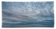 Blue Calm Beach Sheet
