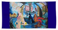 Five Celestial Celebrations                                        Blaa Kattproduksjoner  -  Beach Sheet