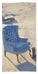 Blue Chair Beach Towel
