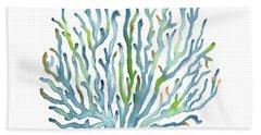Blue Coral Beach Sheet